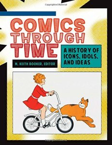 Comics Through Time