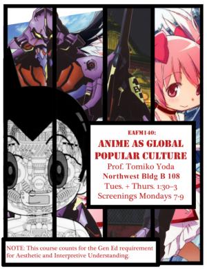 Harvard Anime